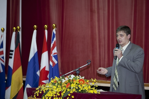 WelcomeProf. Dr. Klaus Dicke, Rector, the University of Jena, Germany