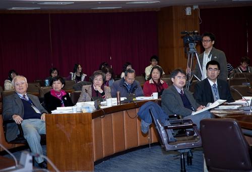 資訊與圖書館學系舉辦「《教育資料與圖書館學》40週年國際學術研討會」。