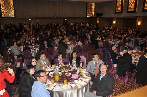 2011商管EMBA歲末聯歡晚會。