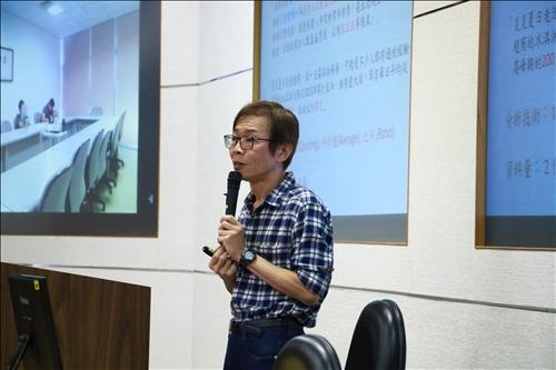 陳老師分享大數據應用的例子