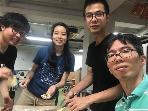 電機系周建興教授於107年8月4日至8月17日赴日本電氣通信大學進行駐點研究,執行國際教師駐點計畫。