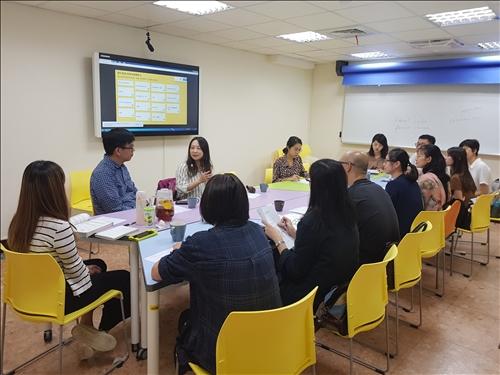 《 時代華語》數位教學諮詢會議