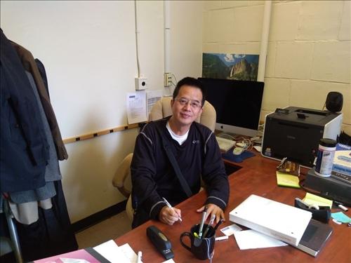 SFSU提供本人的辦公室