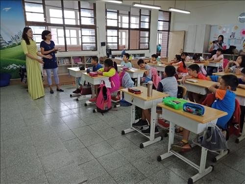 越南新住民潘紅錦女士分享生命故事