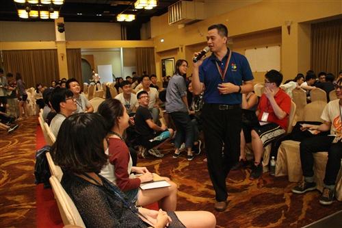 淡江大學106年度教學助理暑期成長營活動-「邁向TA+」