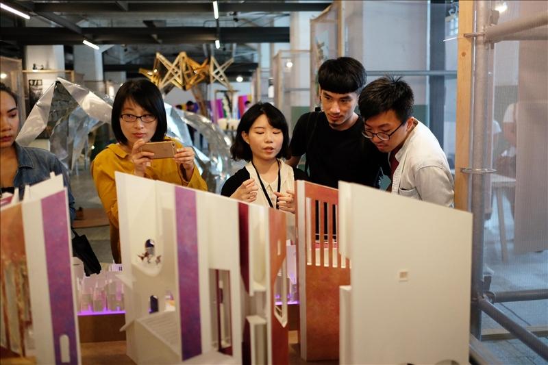 淡江建築畢業設計作品 屢獲國內建築競賽大獎