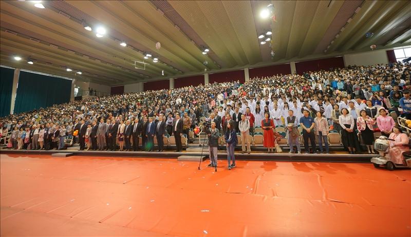 68週年校慶慶祝大會與會人員