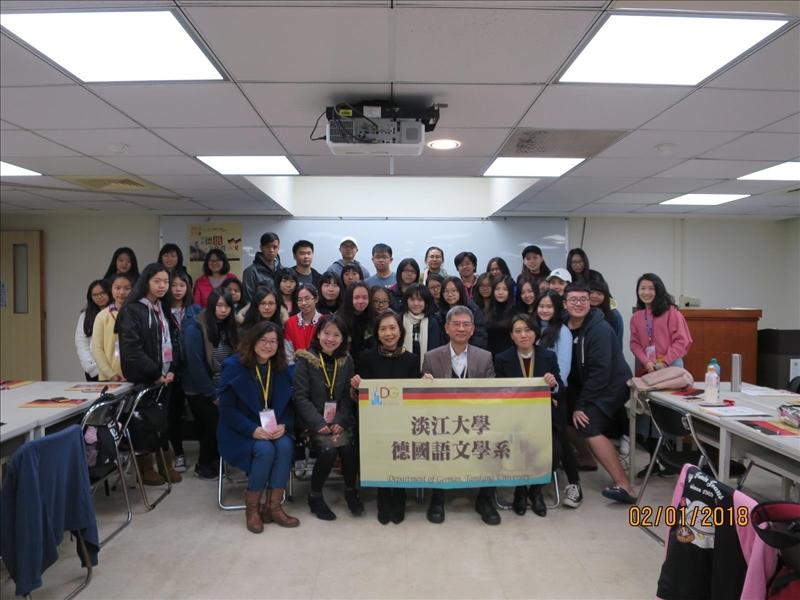 高中學子齊聚 體驗德俄語言與文化
