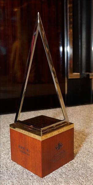 張董事長獲國家品質獎肯定•蔡總統親頒卓越經營獎