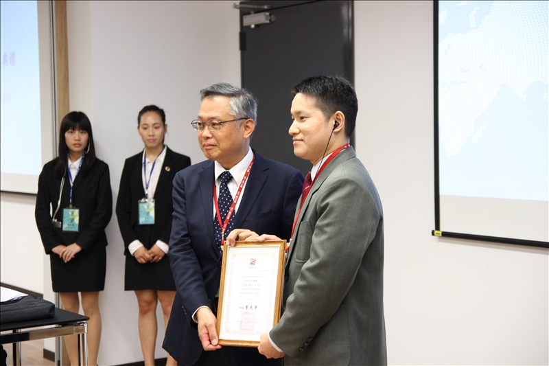 淡江戰略學派發揚「學術重鎮、國家干城」