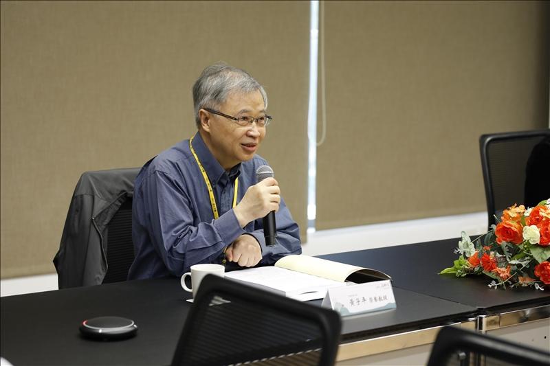 香港浸會大學黃子平榮譽教授