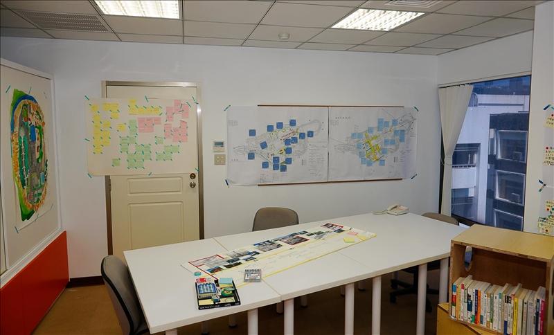 在地連結‧區域合作‧USR辦公室開張