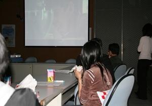 99/4/29、99/4/30教師及教學助理教學工作坊-「從電影看教學-心中的小星星(上)、(下)」