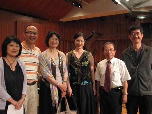 淡江音樂季—蕭邦 vs 李斯特~李珮瑜鋼琴獨奏會