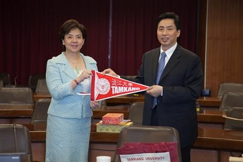 川台高校校長論壇