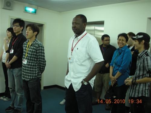 98學年第2學期國際學伴交伴交流活動