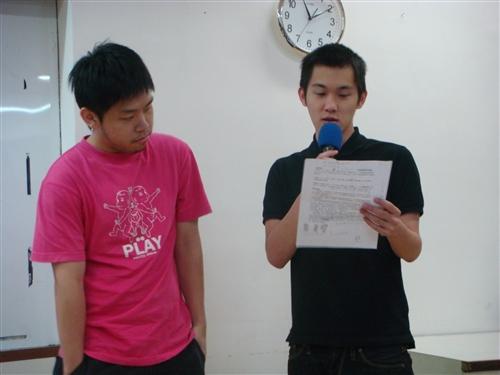 專題演講:「影視劇本編寫工作坊(三)」