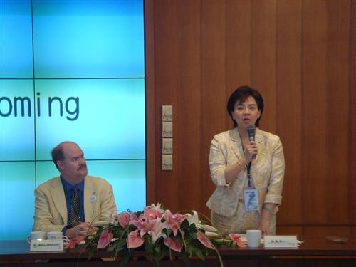 2009台灣國際安全學校暨安健學校論壇在本校淡水校園覺生國際會議廳舉行,與會人員共同探討台灣、美國與日本之安健學校推動制度、經驗與成果。