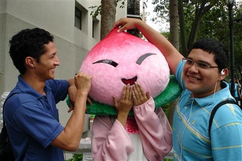 本校文化創意產業中心舉辦2009創意大賽「驚喜創意 聲日快樂 淡大60壽」活動,徵求用創意的點子來ROCK 60歲的豐盈。