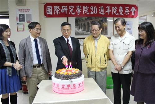 62週年校慶系列活動開跑-傳播館揭牌啟用、國際研究學院20週年院慶。