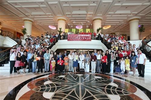 本校「2012世界校友會聯合會雙年會」在馬來西亞舉行。