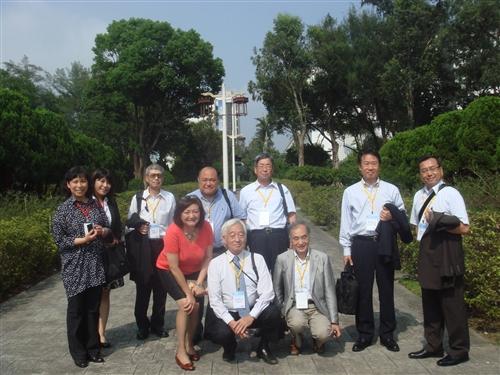 日本高中校長臺灣高等教育訪察團蒞校參訪。