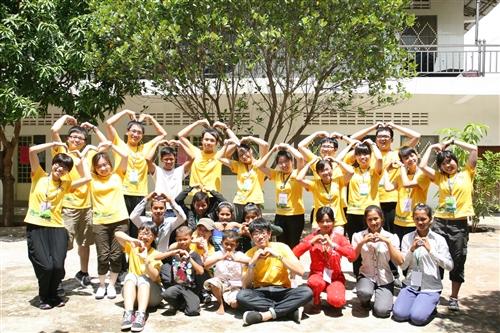 本校「柬埔寨服務學習團」再出發,第3年、第6次赴海外定點服務。