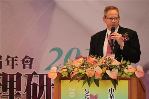 「中華民國品質學會第四十八屆年會暨2012國際品質管理研討會(ISQM)」在本校舉行。