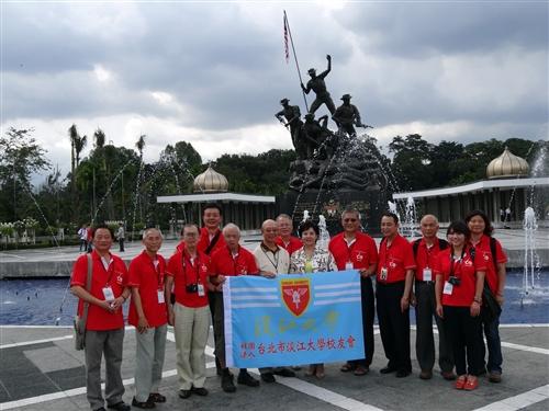 本校世界校友會聯合會舉辦「2012世界校友會聯合會雙年會」。