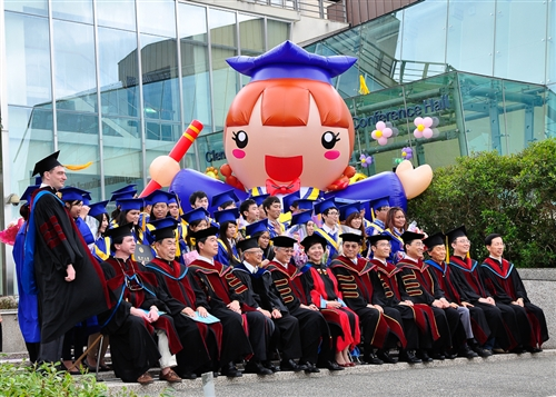 蘭陽校園第4屆畢業典禮隆重登場。