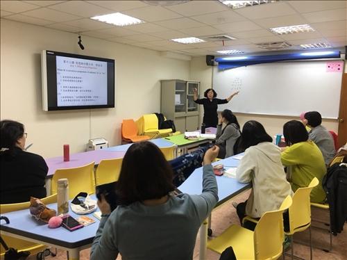<時代華語>語法工作坊課程實況