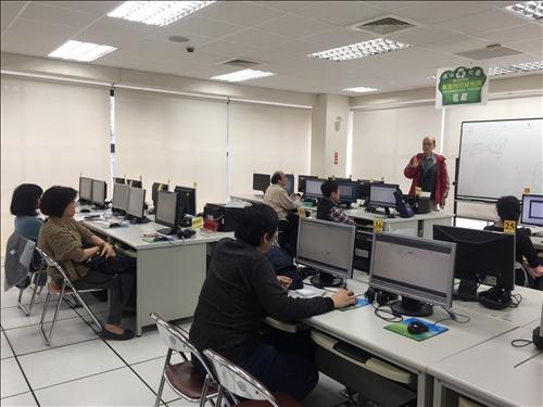 iClass學習平台教室管理工作坊(0315-1)
