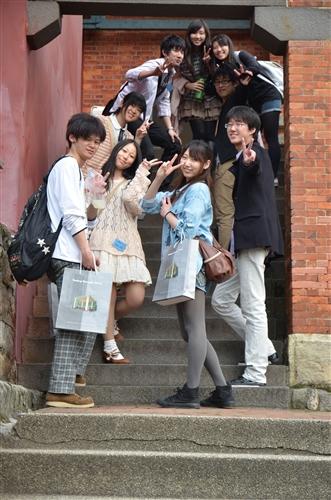 日本姊妹校麗澤大學師生蒞校訪問