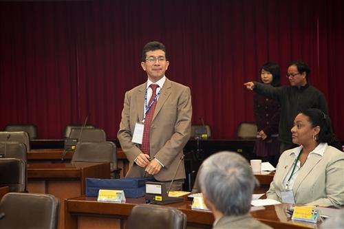 亞洲所數位學習碩士在職專班 歡迎茶會暨歡送午宴