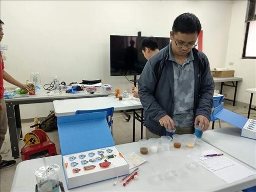 達文西樂創基地及自造課程培訓與推廣-主題「Boson玩科學」