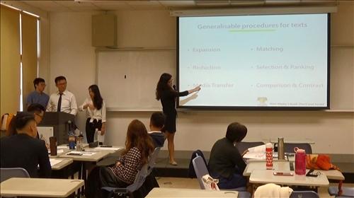 學生分組報告如何激發學生的學習動機