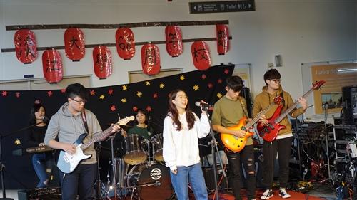 蘭陽校園慶祝淡江大學68週年校慶活動