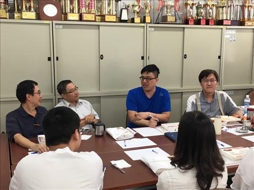 高教深耕計畫「淡江大學教師跨領域研究社群」─社群成員聚會