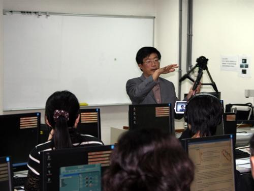 教學工作坊:數位影音媒體與數位教材製作