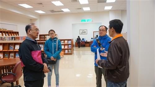 吉林師範大學學術交流參訪