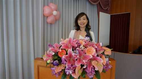 本校舉行第2屆「亞洲研究所數位學習碩士在職專班」畢業典禮。