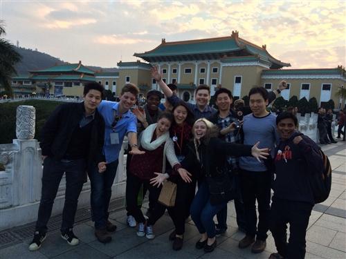 國際暨兩岸事務處舉辦第二屆世界青年領袖論壇