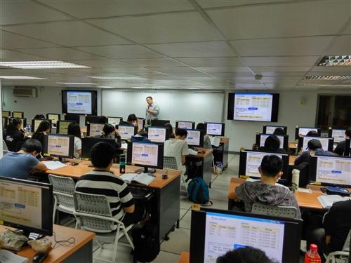 數學系-SAS國際認證研習課程