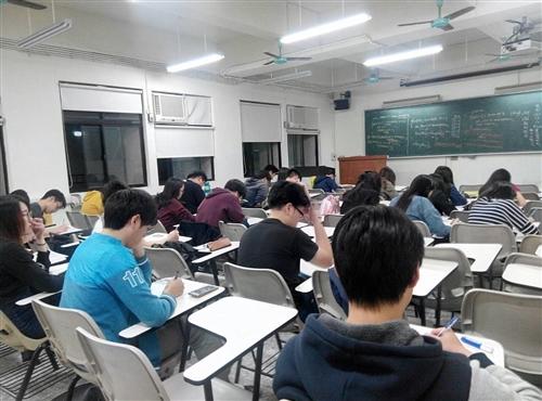 105學年度第2學期TOEIC多益英語能力加強班
