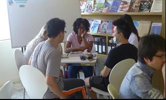 105學年度第2學期Chat Corner活動