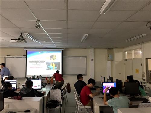 3-5資訊產業演講-Maker應用及實作講座