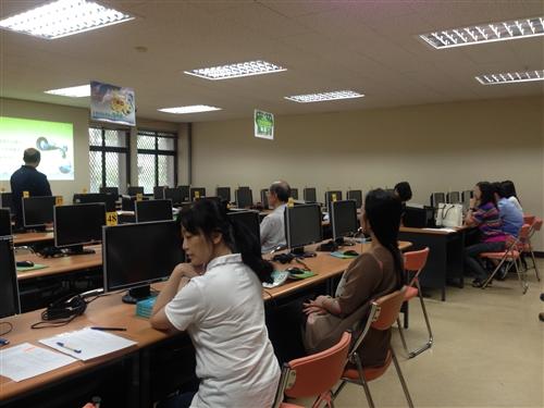 iClass 學習平台暖身操工作坊(淡水校園)