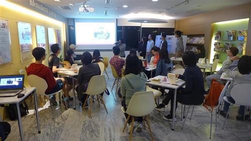 105學年度第2學期「國際文化萬花筒」分享活動