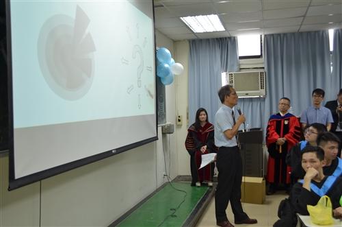 水環系----敬邀參加3-5-5產學創意合作推廣專題演講〜給職場新鮮人應有的準備與態度