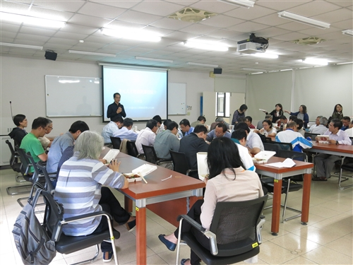 未來大學課程教學系列活動~『多元人才培育與課程統合』專題演講